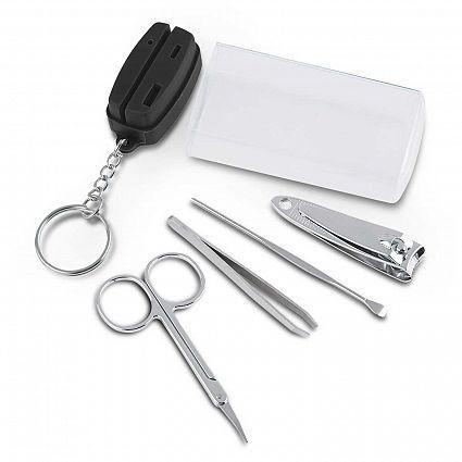 Manicure Keyring Sets