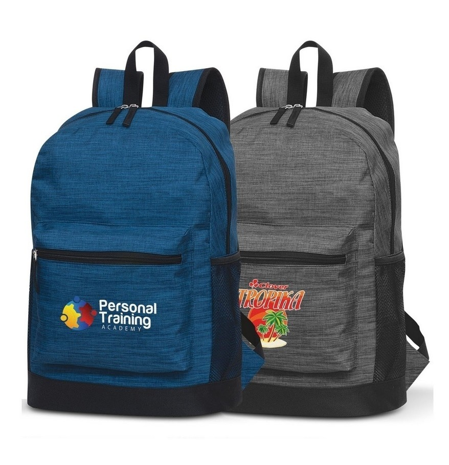 Promotional Button Backpack