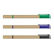 Eco Cardboard Cornstarch Pens