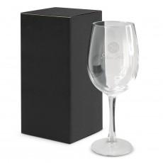Promotional 350ml Wine Glass