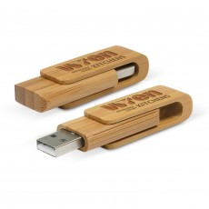 Promotional Flashdrive bamboo Casing