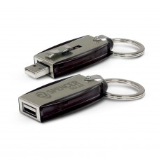 Promotional Retractable USB Keyring