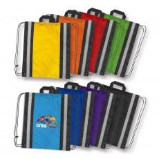 Customised Safari Drawstring Backpack