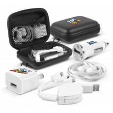 Printed Charging Kit for Electronics
