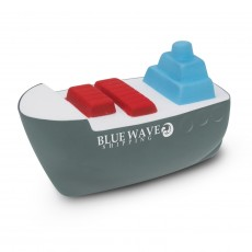 Personalised Cargo Ship Stress ball