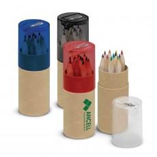 Personalised Colouring Tube Set