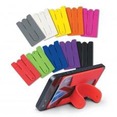 Branded Mobile Phone Wallet Stands