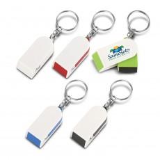 Custom Keyring Mobile Stands