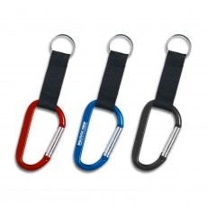 Promotional Small 6mm Carabiners