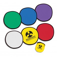 Printed Indoor Soft Frisbees