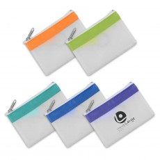 Promotional  Coin Pouches with a Zip