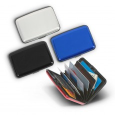 Brandable Metal Card Cases