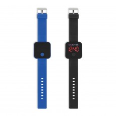 Custom Digital Watch Square Face