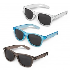 Printed Transparent Stacey Sunglasses