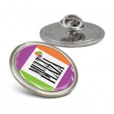 Big Round Lapel Pins