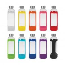 Promotional Glass Sleeve Bottles