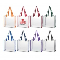 Promotional Transparent Tote Bags