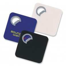 Promotional Coasters with Bottle Openers