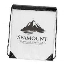 Transparent Eent Drawstring Bags