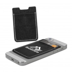 PU Leather Look Phone Wallet