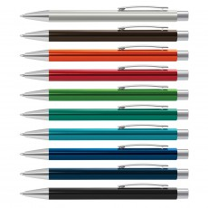 Clicking Metal Ball Pens