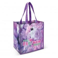 Custom 33x30x20cm Cotton Tote Bags