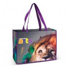 Printed 30x41x15cm Cotton Bags