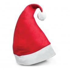 Branded Christmas Santa Hats