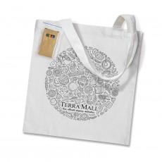 Printed 6 Crayon Tote Bags