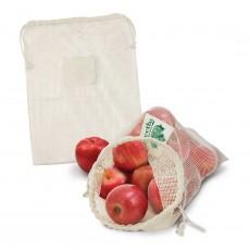 Cotton Mesh Bags 36x28cm