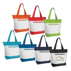 Branded 37x41x13cm Two Tone Tote bags