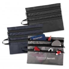 Branded 210D Tech Travel Bags