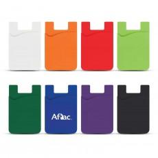 Printed Air Vent Phone Wallets