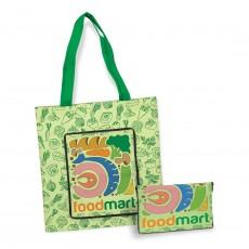 Printed Bali Compact Tote Bags