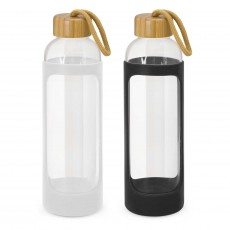 Glass Bottles and Silicone Sleeve