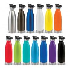Promotional Vacuum Bottle Push Button