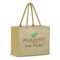 Promotional 38x32x24cm Juco Tote Bag