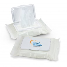 Promotional Anti bacterial Wipes