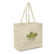 Luge Cotton Tote Bags