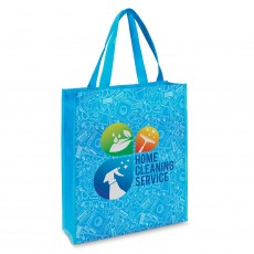 Davis Laminated Tote Bags