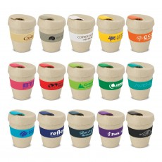 Rice Husk Coffee Cups