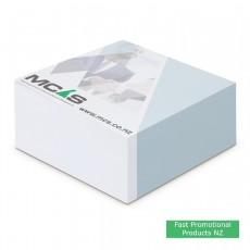 400 Leaves Note Pad Cubes Branded