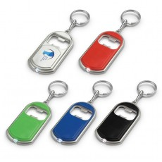 Brandable Opener and Keyring Torches