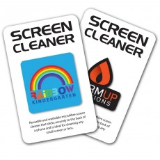 Branded Glass Screen Cleaner
