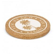 Branded Round Cork Coasters