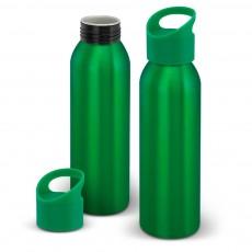 Budget Aluminium Bottles Logo Branded