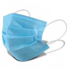 Bulk 3-Ply Disposable Face Masks