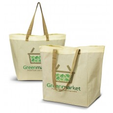 Center Tote Bags