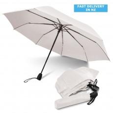 Compact Logo Branded City Umbrellas