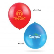Custom Branded Balloons 30cm